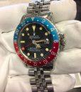 Rolex GMT 1675 Circa 1972 Tritium Dial Zifferblatt
