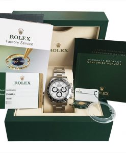 New Rolex 116500 Ceramic White
