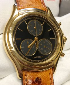 Cartier Cougar Chronograph