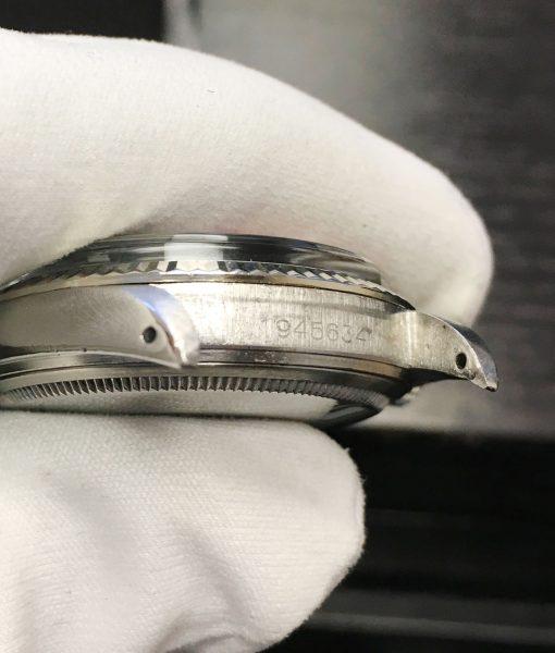 Rolex 1601 DateJust Custom Red Dial