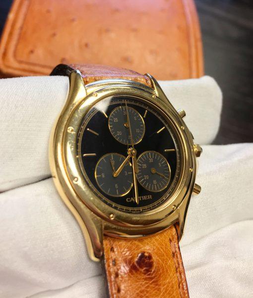 Cartier Cougar Chronograph