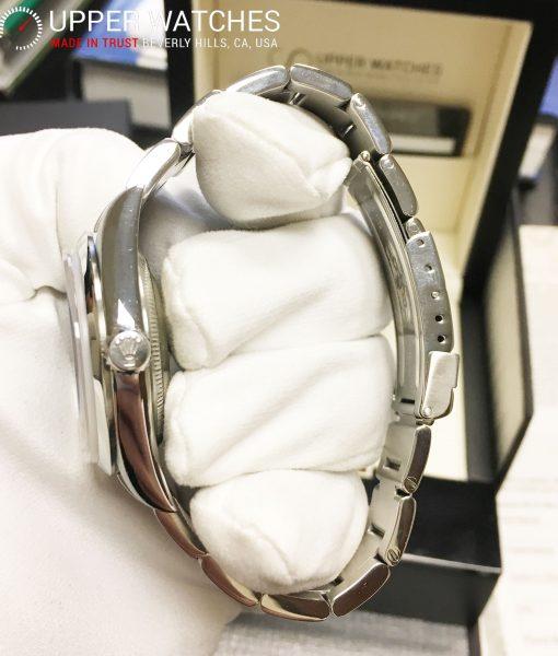Rolex Explorer 114270 Black Dial