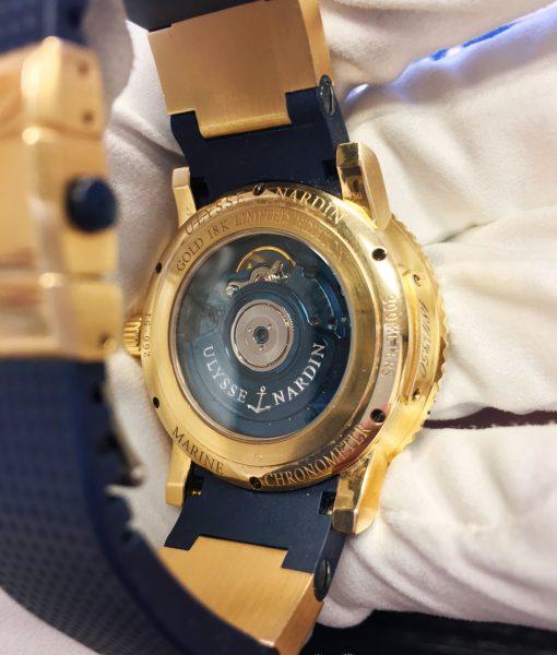 Ulysse Nardin Maxi Marine Limited Edition