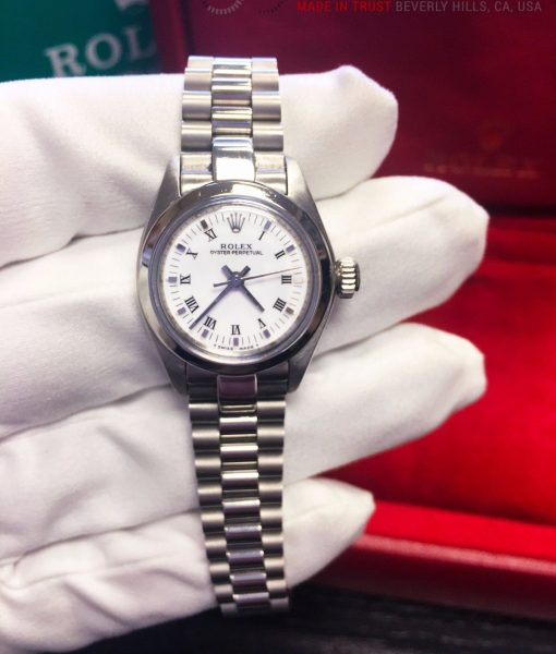 Rolex 6718 Oyster Perpetual