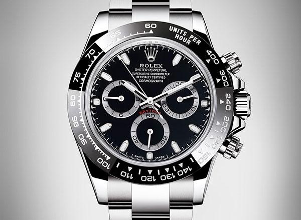 Rolex Daytona 116500 LN Black