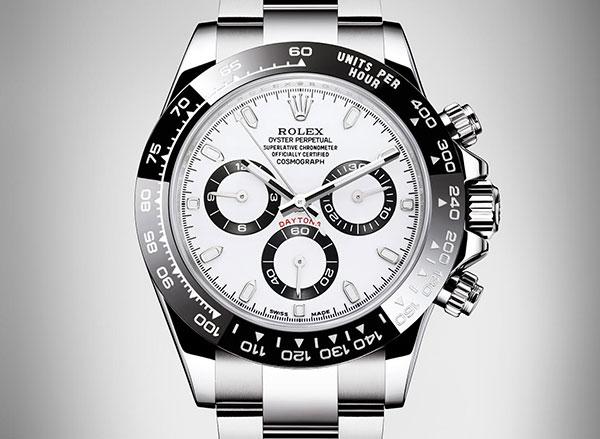 Rolex Daytona 116500 LN White
