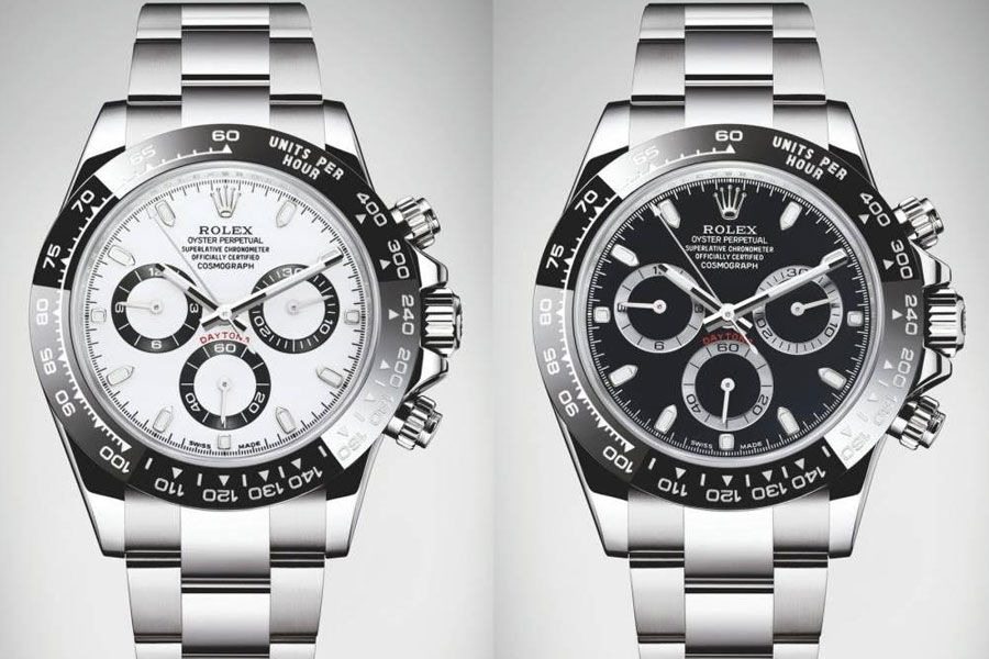 the new rolex daytona 116500 ln upper watches. Black Bedroom Furniture Sets. Home Design Ideas