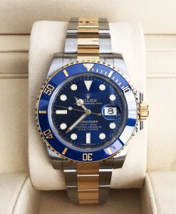 Rolex Submariner Blue Dial 116613 LB