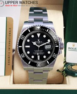 Rolex Submariner Ceramic 116610 LN