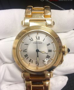 Cartier Pasha Yellow Gold 1028