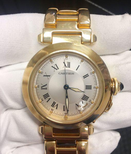 Cartier Pasha Yellow Gold 1028