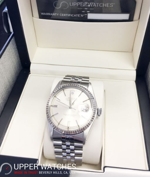 Rolex DateJust 1601 Aged Dial