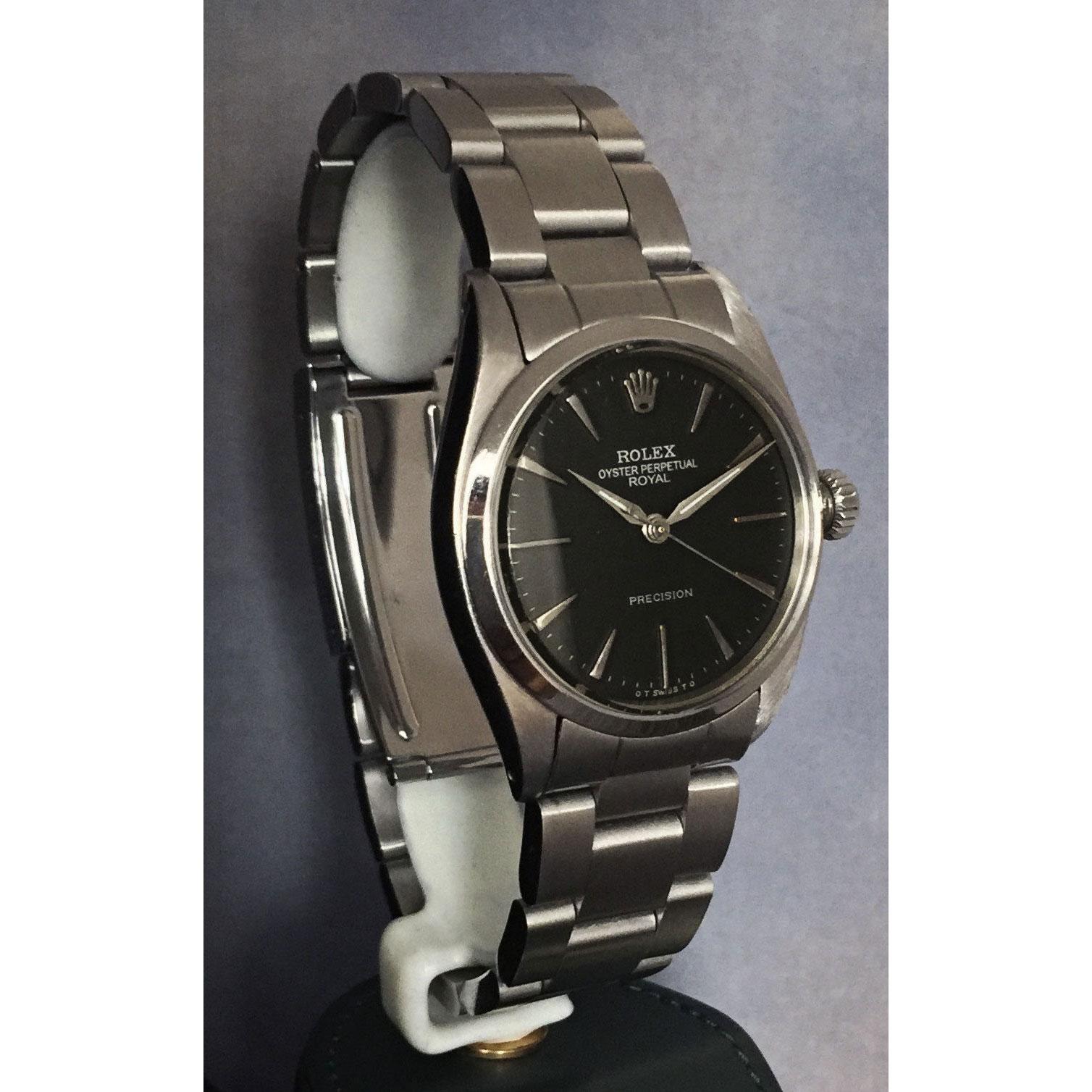 rolex vintage oyster precision 6426 upper watches. Black Bedroom Furniture Sets. Home Design Ideas