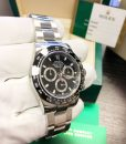 ROLEX DAYTONA 116500LN CERAMIC BLACK DIAL STAINLESS STEEL