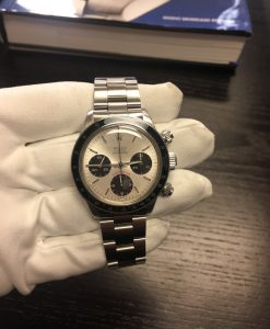 ROLEX 6263 DAYTONA BIG RED GREY DIAL