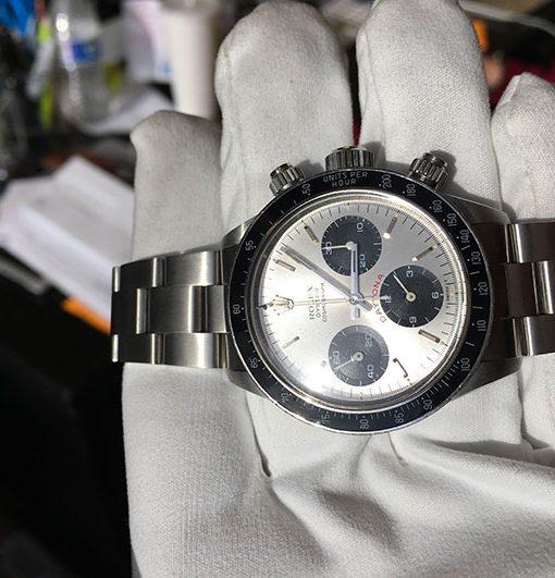 Rolex 6263 Daytona Big Red serial 619xxxx Grey Dial