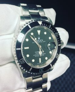 Rolex Submariner 16610 T black Dial Mint