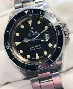 GENUINE ROLEX / TUDOR Mini Submariner 73090 Original Box 1992