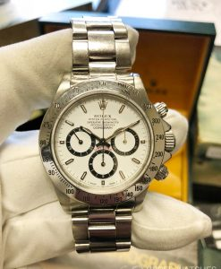 ROLEX, 16520, ZENITH, DAYTONA, INVERTED 6, Rare, N SERIAL, Box & booklet