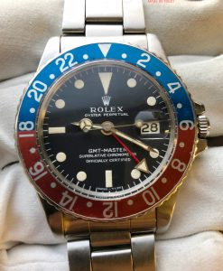 Rolex 1675 GMT Master circa 1968