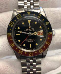 ROLEX 6542 GMT MASTER VINTAGE CIRCA 1958