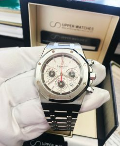 Audemars Piguet Royal Oak Chronograph Panda Dial 39mm Steel 26300ST.OO.1110ST.06