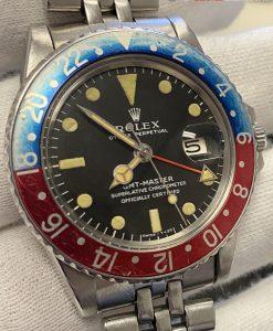 Rolex GMT Master 1675 PEPSI circa 1972