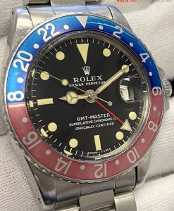 01 rolex 1675 PINK GMT MASTER