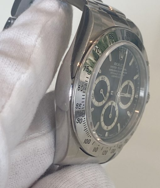 Rolex 16520 DAYTONA COSMOGRAPH BLACK DIAL T SWISS T